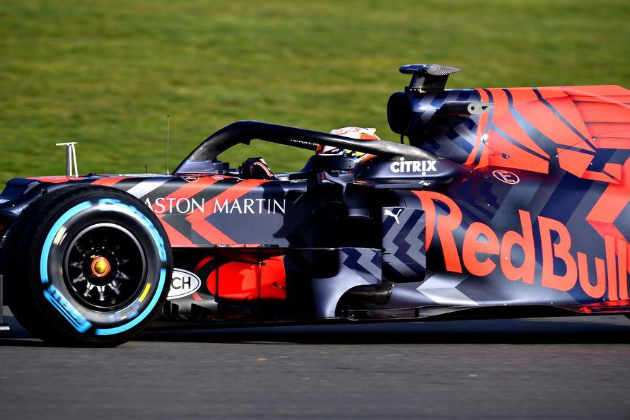 Formel 1 Boliden