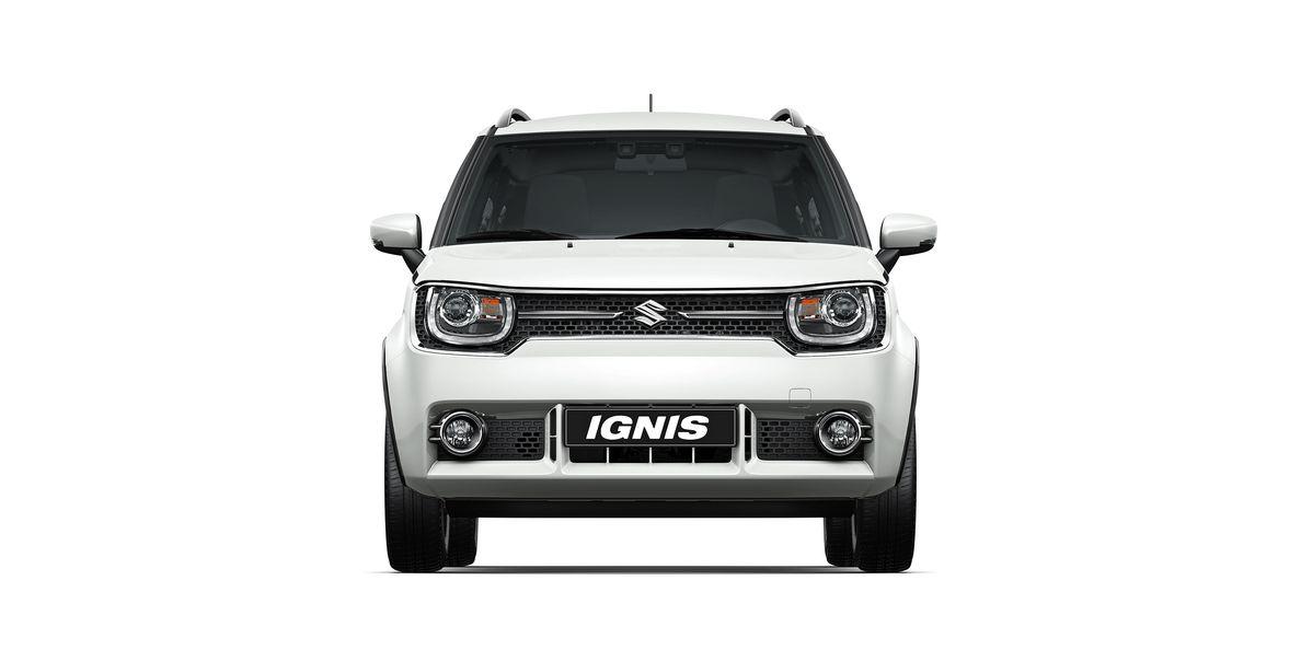 Der Suzuki Ignis Positioniert Sich Jetzt Als Schicker Mini Crossover Am Unteren Ende SUV Skala Und Das Design Sitzt Reduziert Aber Cool Zeigt