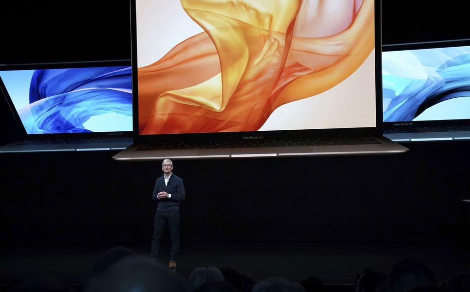 produkt pr sentation das sind apples neues macbook und. Black Bedroom Furniture Sets. Home Design Ideas
