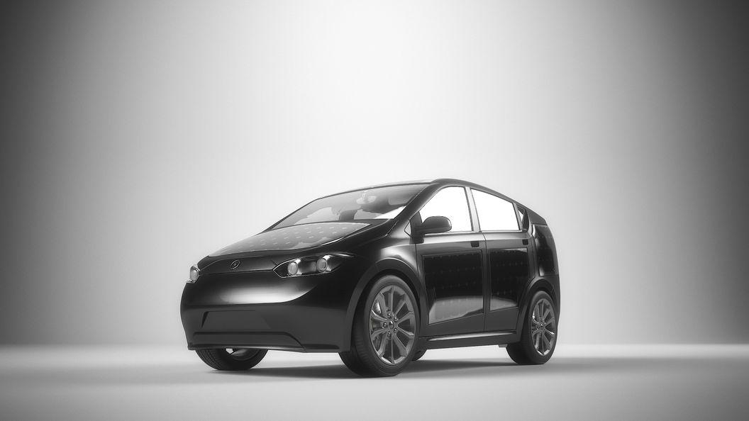 ELEKTROAUTOS: Sono Sion: So fährt ein E-Auto um 16.000 Euro ...