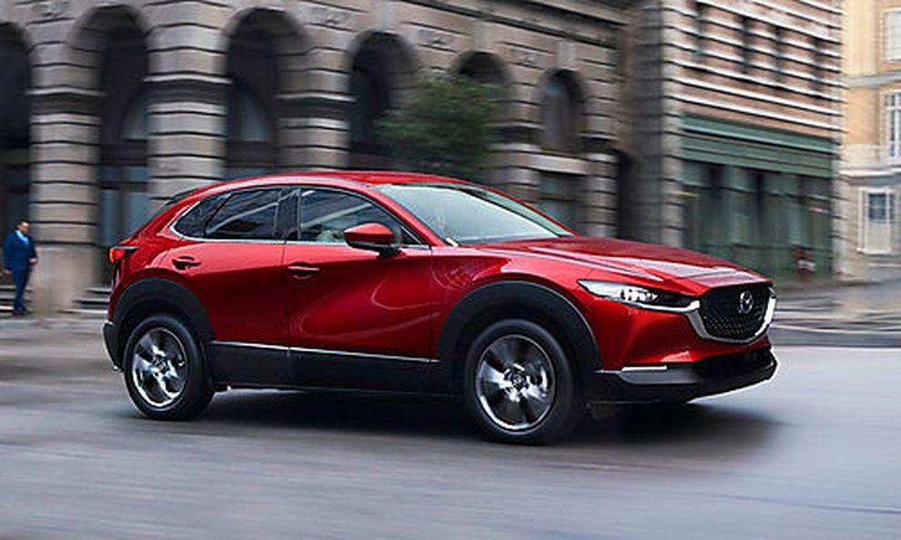 Modellvorstellung Mazdas Erstes Elektroauto Kommt 2020