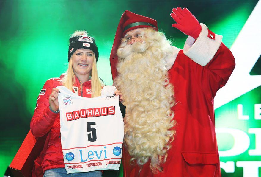 Slalom Der Damen Heute