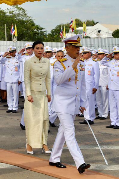 Thailändischer Monarch Rama X.: Schwerreich, tätowiert ...