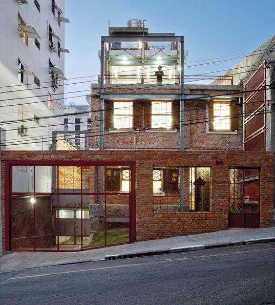 Termiten Im Haus: ARCHITEKTUR: Die Besten Ziegelbauten Der Welt