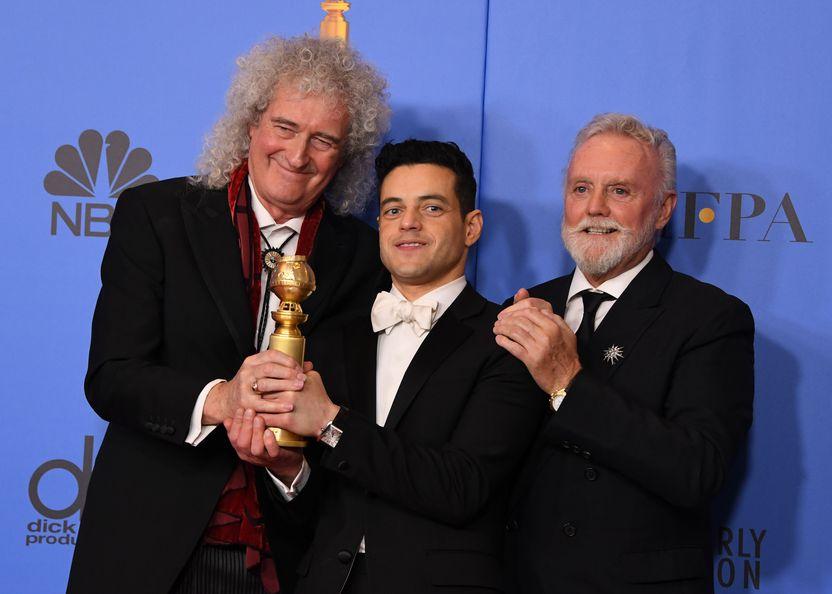 Golden Globes Green Book Und Bohemian Rhapsody Räumten Ab