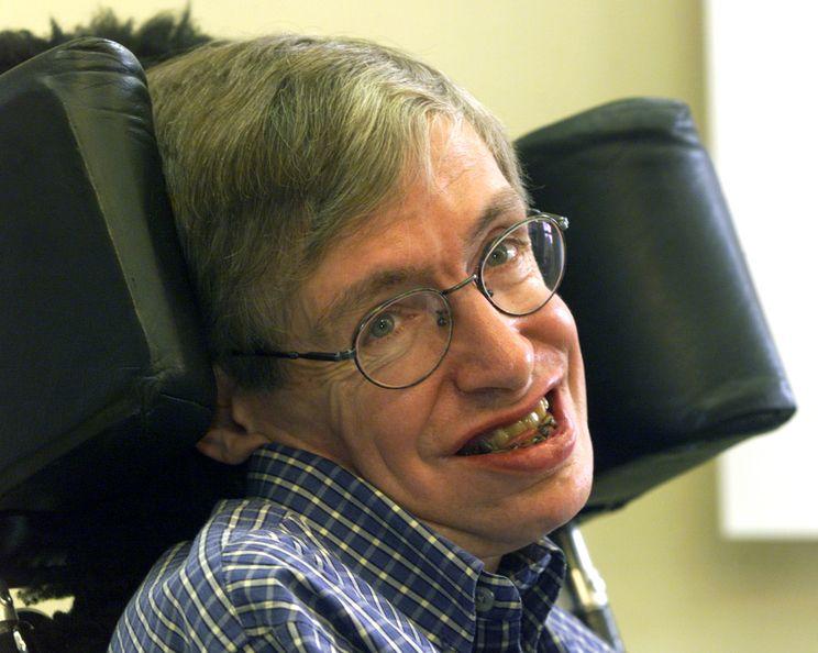 Foto De Stephen Hawking Foto Jim Parsons