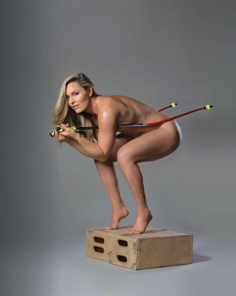 Vonn nacktfoto lindsey 41 Sexiest