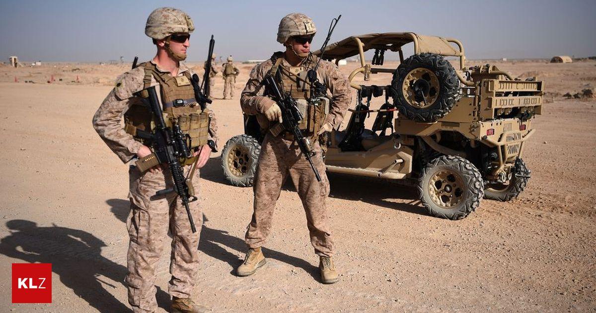 Briefe Nach Usa Senden : Krieg ohne ende mattis usa senden über weitere