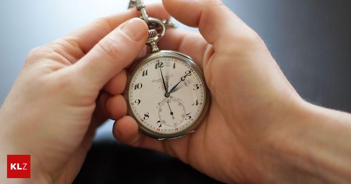 Server derzeit nicht erreichbar : EU-Umfrage zur Zeitumstellung endet heute