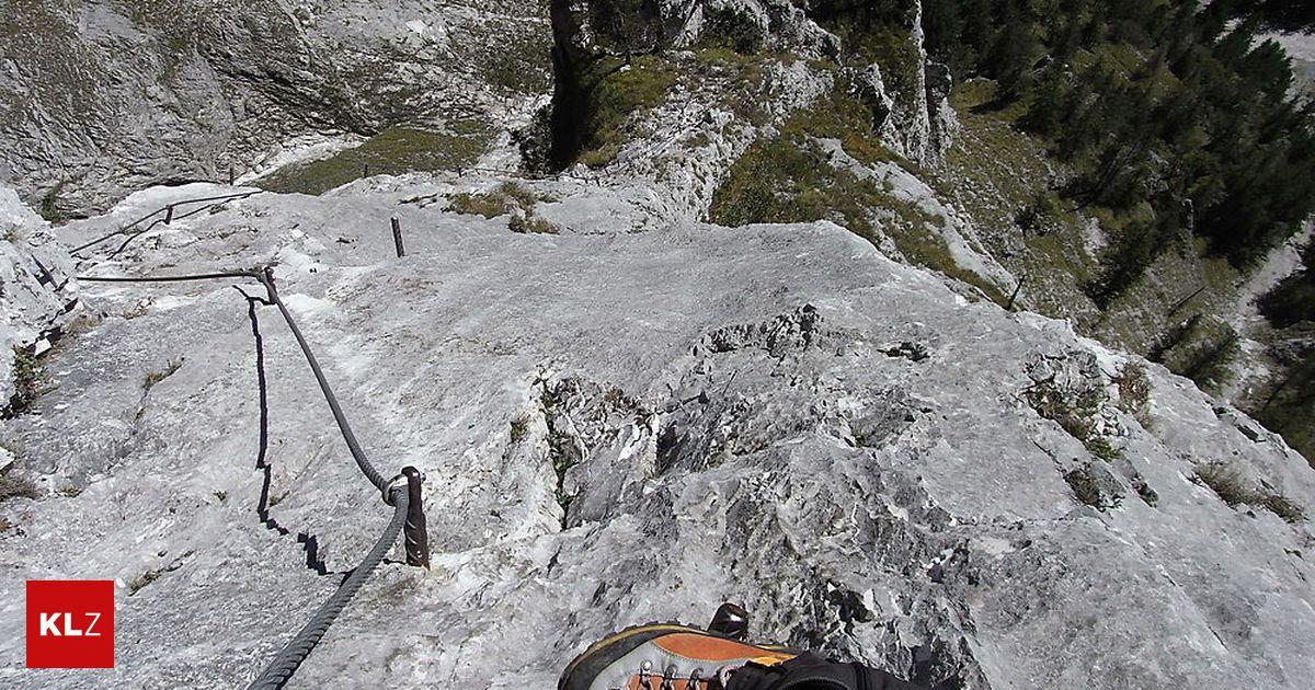 Franz Josef Klettersteig : Berichte kaiser franz joseph klettersteig