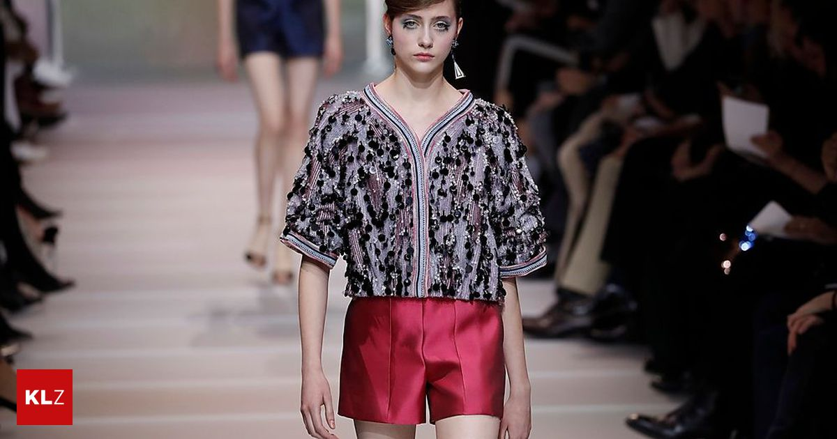 5f934c4a9795f Mode: Das sind die Modetrends 2019 « kleinezeitung.at