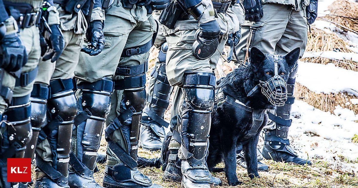 Ende Juni: Großübung in Spielfeld mit neuer Grenzschutztruppe