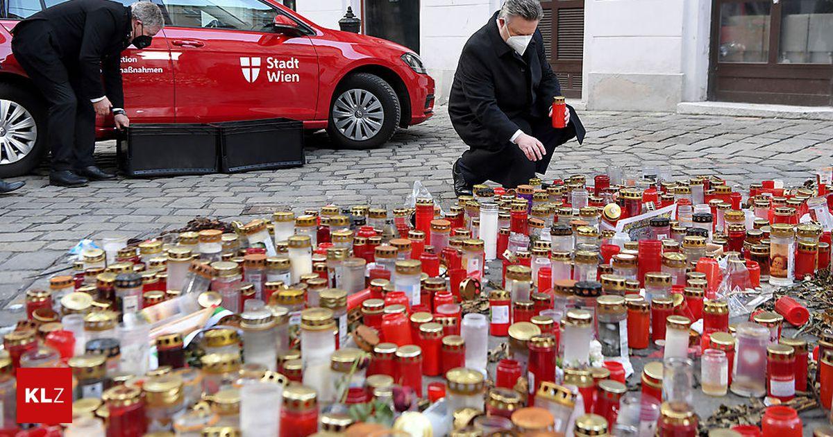 Terroranschlag: Stadt Wien errichtet Gedenkstein für die Opfer