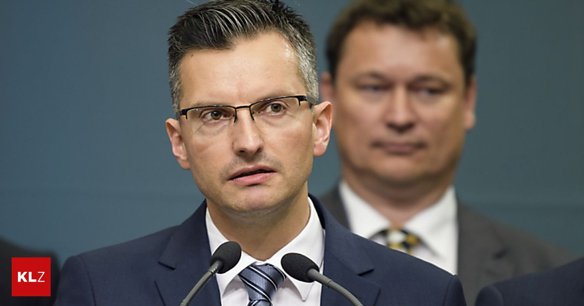 Anti-Establishment-Politiker Sarec neuer Premier Sloweniens
