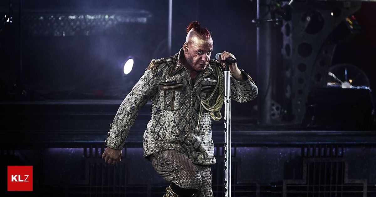 Night review: Rammstein at Ernst Happel Stadium: Germany is