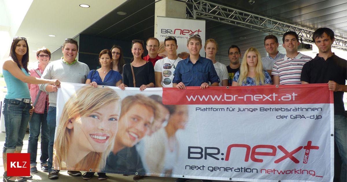 Junge Betriebsräte in Spielberg « kleinezeitung at