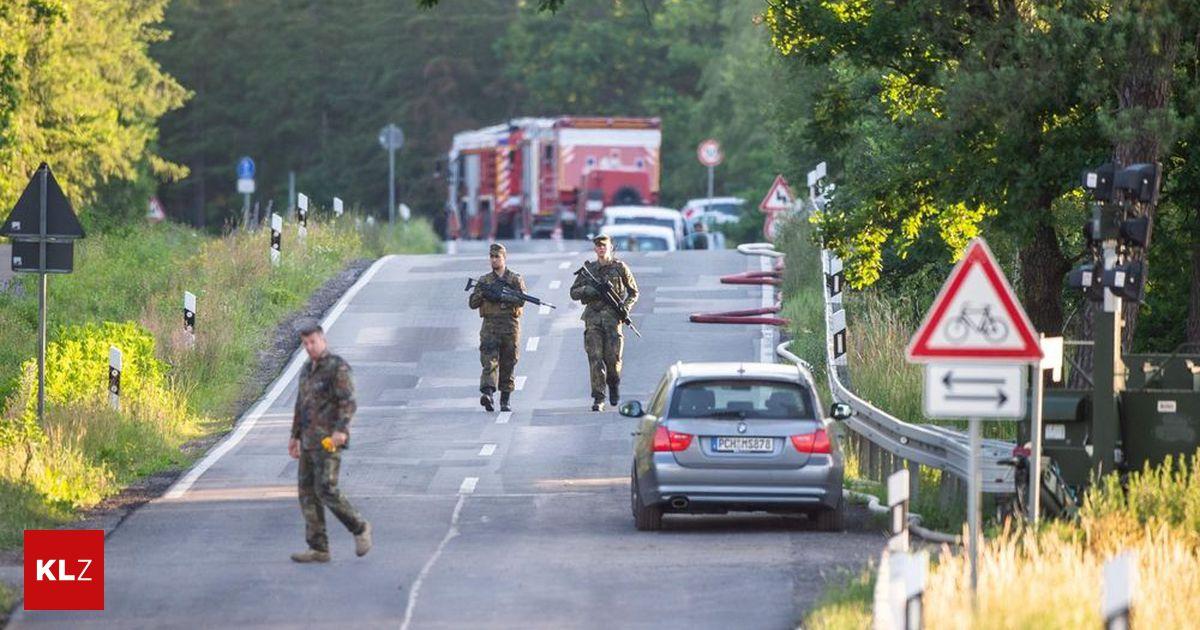 New details on the Eurofighter crash «kleinezeitung at