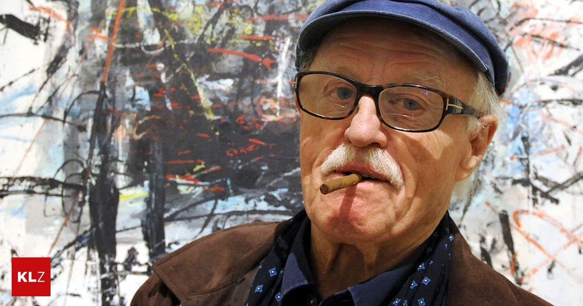Todesfall: Maler Hans Staudacher im Alter von 98 Jahren gestorben