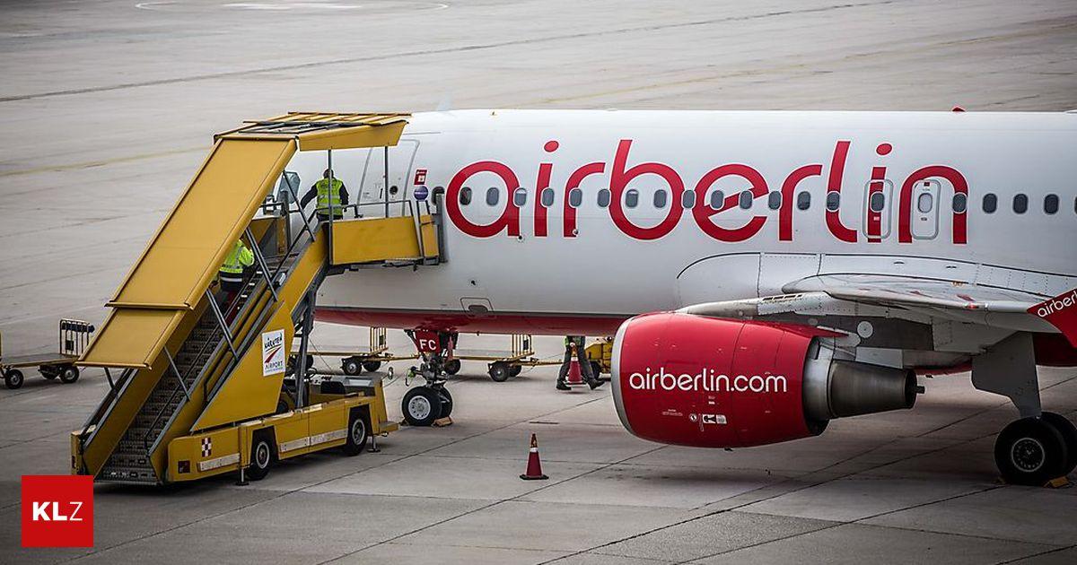 Air Berlin streicht Gratis-Getränke auf Kurzstrecke « kleinezeitung.at