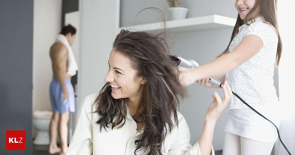 Haarpflege 7 Tipps Wie Sie Ihre Haare Richtig Föhnen