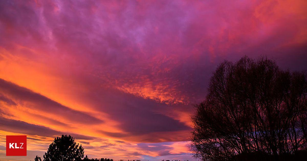 Warum Wird Der Himmel Rot