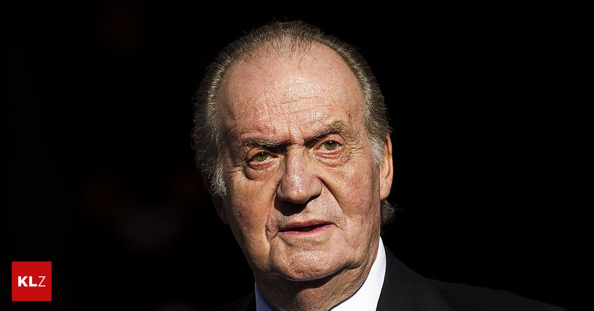 Juan Carlos I.: Geldwäschevorwurf gegen Spaniens Ex-König