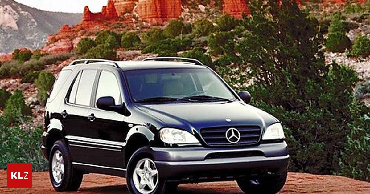 gebrauchtwagen check wie gut ist die mercedes m klasse. Black Bedroom Furniture Sets. Home Design Ideas