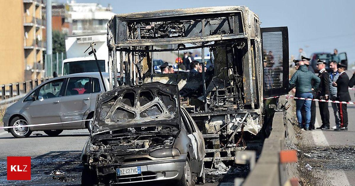 Fahrzeug angezündet: Schulbus-Entführung entfacht Debatte über Einbürgerung