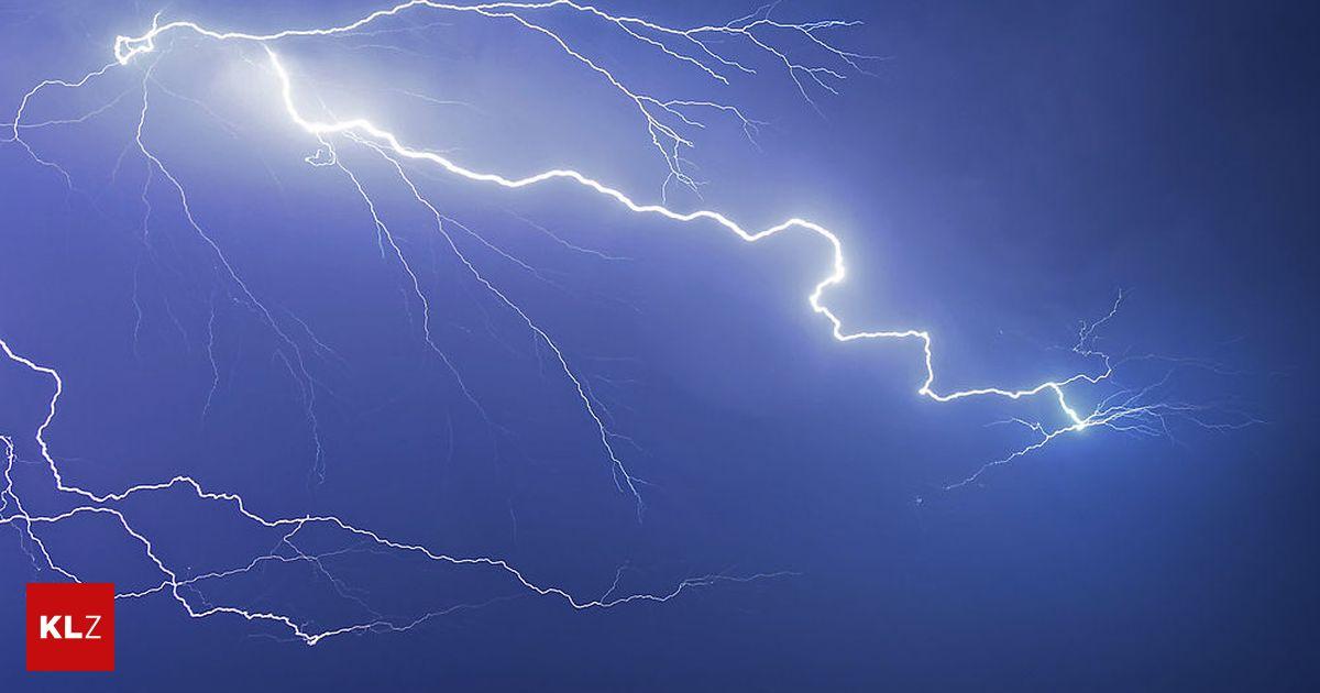 Finkenstein: Blitz schlug in Kinderzimmer ein und löste Brand aus ...