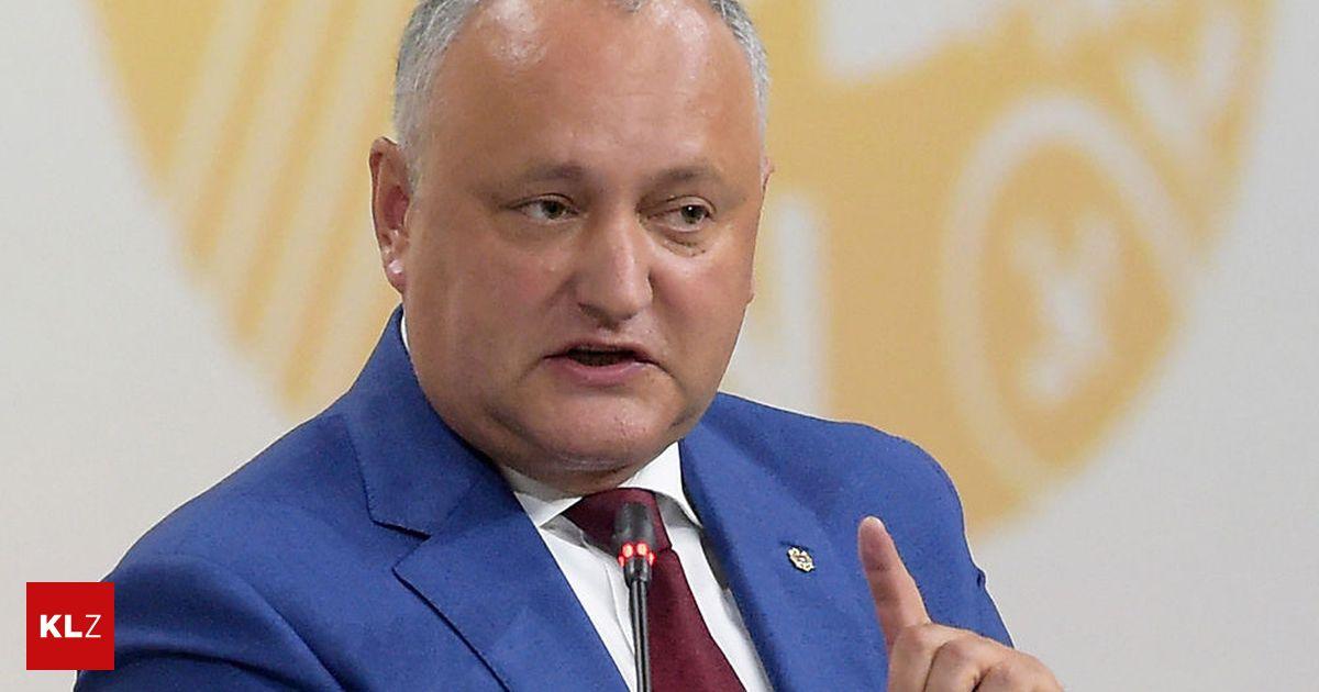 Politchaos: Verfassungsgericht suspendiert Staatschef von Moldawien