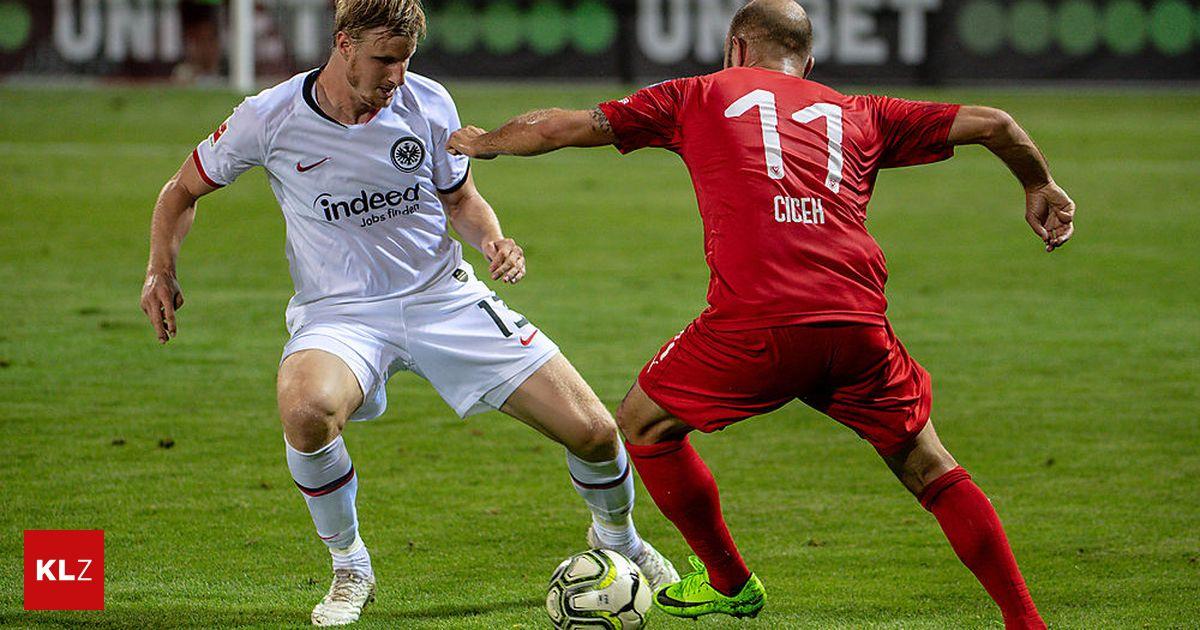 Frankfurt Gegen Vaduz