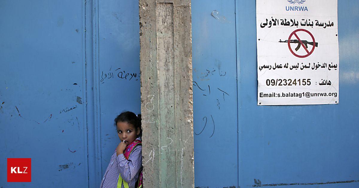 Jerusalem will Arbeit des UNRWA unterbinden