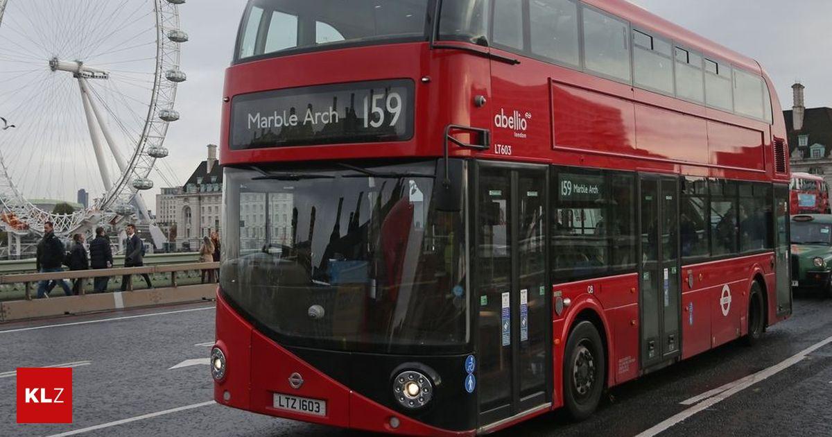London: Verkehrsbetriebe verbannen Werbung für Junk Food