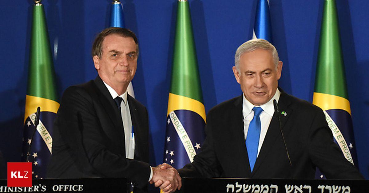 """Brasilien eröffnet """"diplomatisches Büro"""" in Jerusalem"""