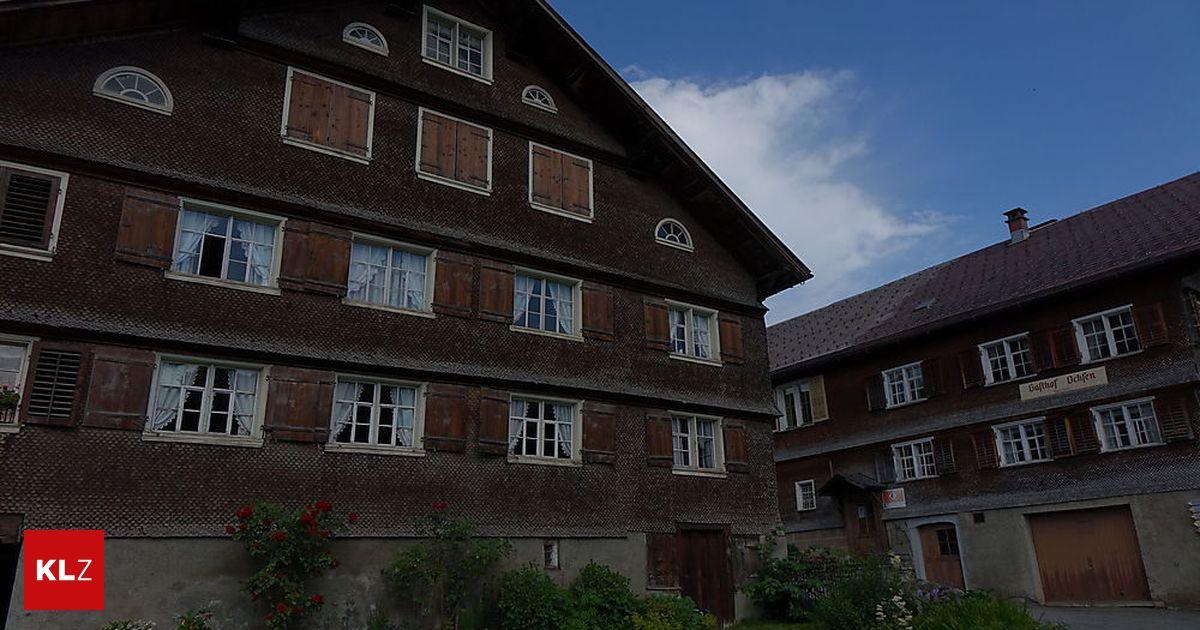 bregenzerwald hier werden architektur und design gro geschrieben. Black Bedroom Furniture Sets. Home Design Ideas