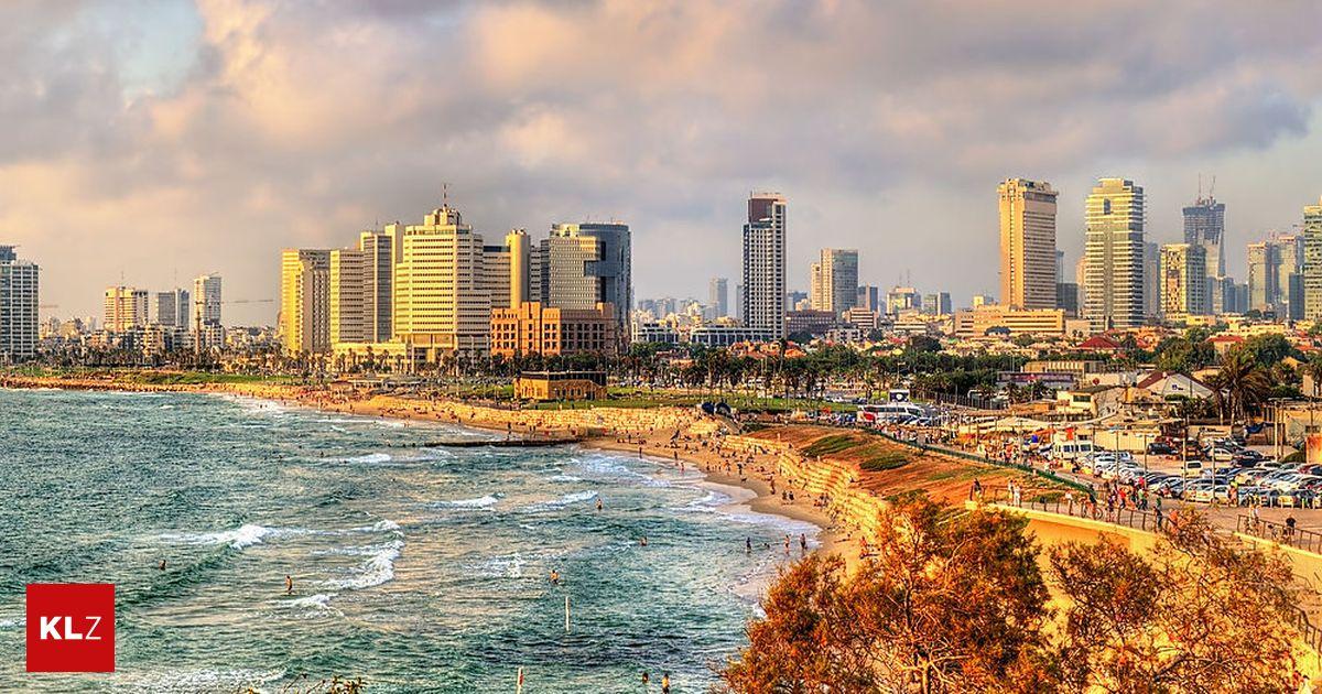 Tel Aviv Das Miami Des Nahen Ostens