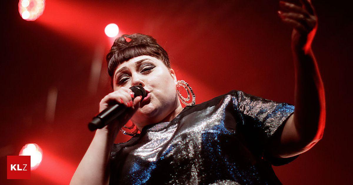 Gossip Sängerin