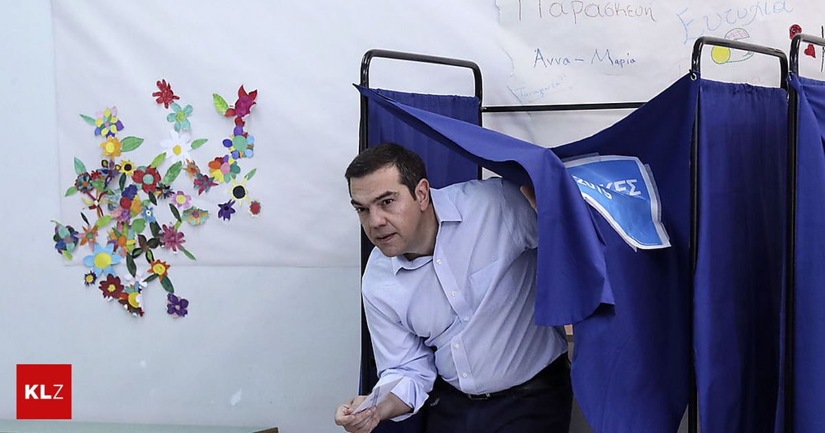 Griechenland: Die Opposition überrascht Tsipras Partei bei den Kommunalwahlen