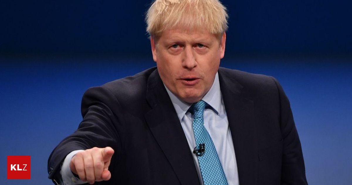 Boris Johnson: Neues Angebot an EU und wieder Zwangspause ...