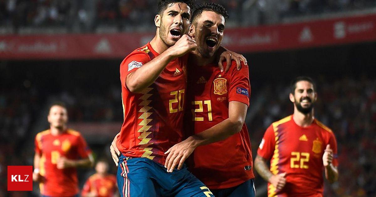 Spanien Kroatien Nations League