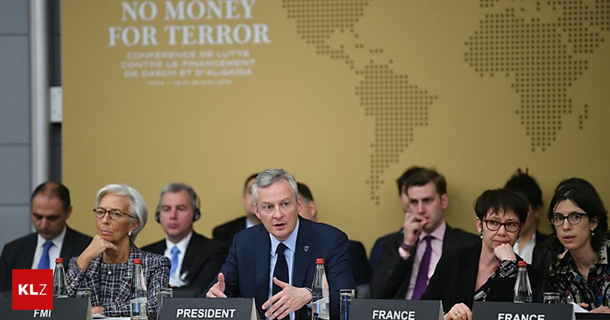 Kampf gegen Terror-Finanzierung wird verstärkt