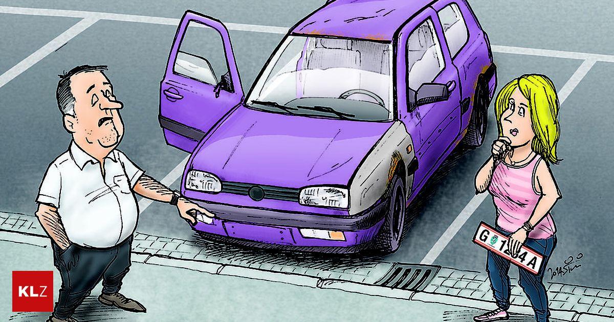 Auto Ombudsmann Käufer Wollte Sich Kennzeichen Nur Kurz