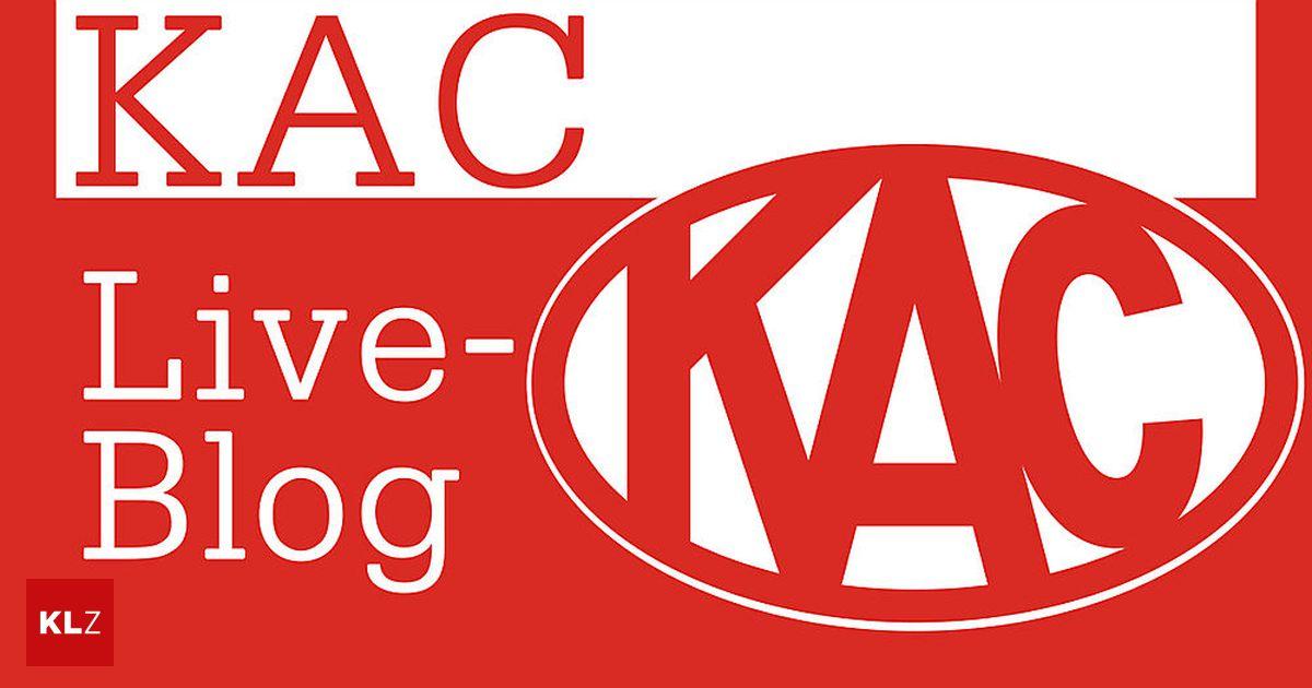 KAC Live Blog: Wette verloren: Nachwuchskoordinator muss jetzt beim ...