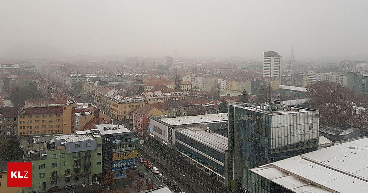 Wetter Graz