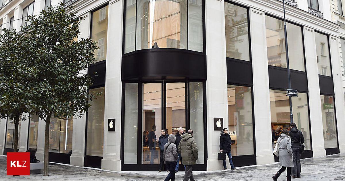 erstmals sterreichs erster apple store ffnet am samstag in wien. Black Bedroom Furniture Sets. Home Design Ideas