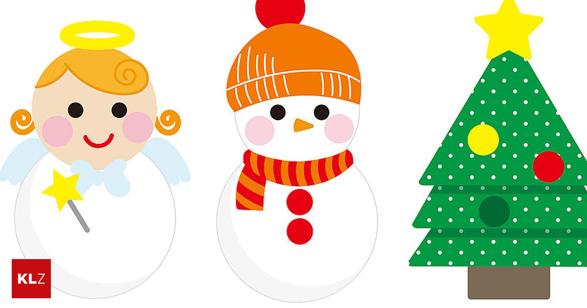 EMOJI-QUIZ: Quiz: Erkennen Sie die Weihnachtslieder hinter den ...
