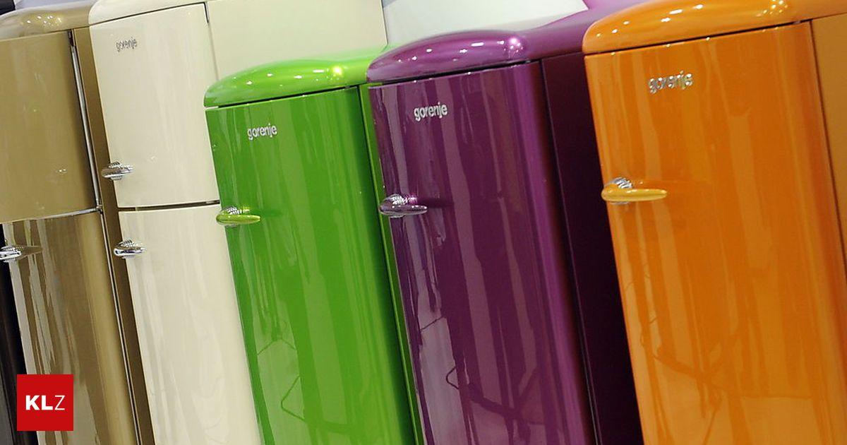 Kleiner Kühlschrank Willhaben : Kühlschränke: gorenje verlagert die produktion ganz nach serbien