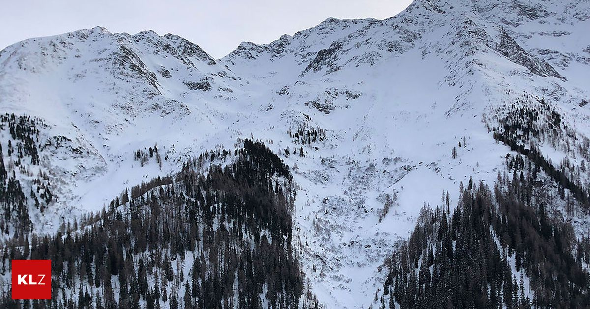 Lawinenunglück Arlberg
