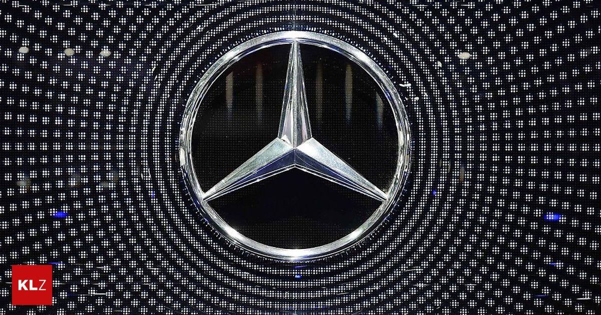 Schraube locker : Mercedes ruft 1400 Autos der neuen S-Klasse zurück