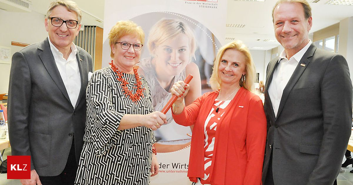 Gabriele Lechner Neue Landeschefin Für Frau In Der Wirtschaft
